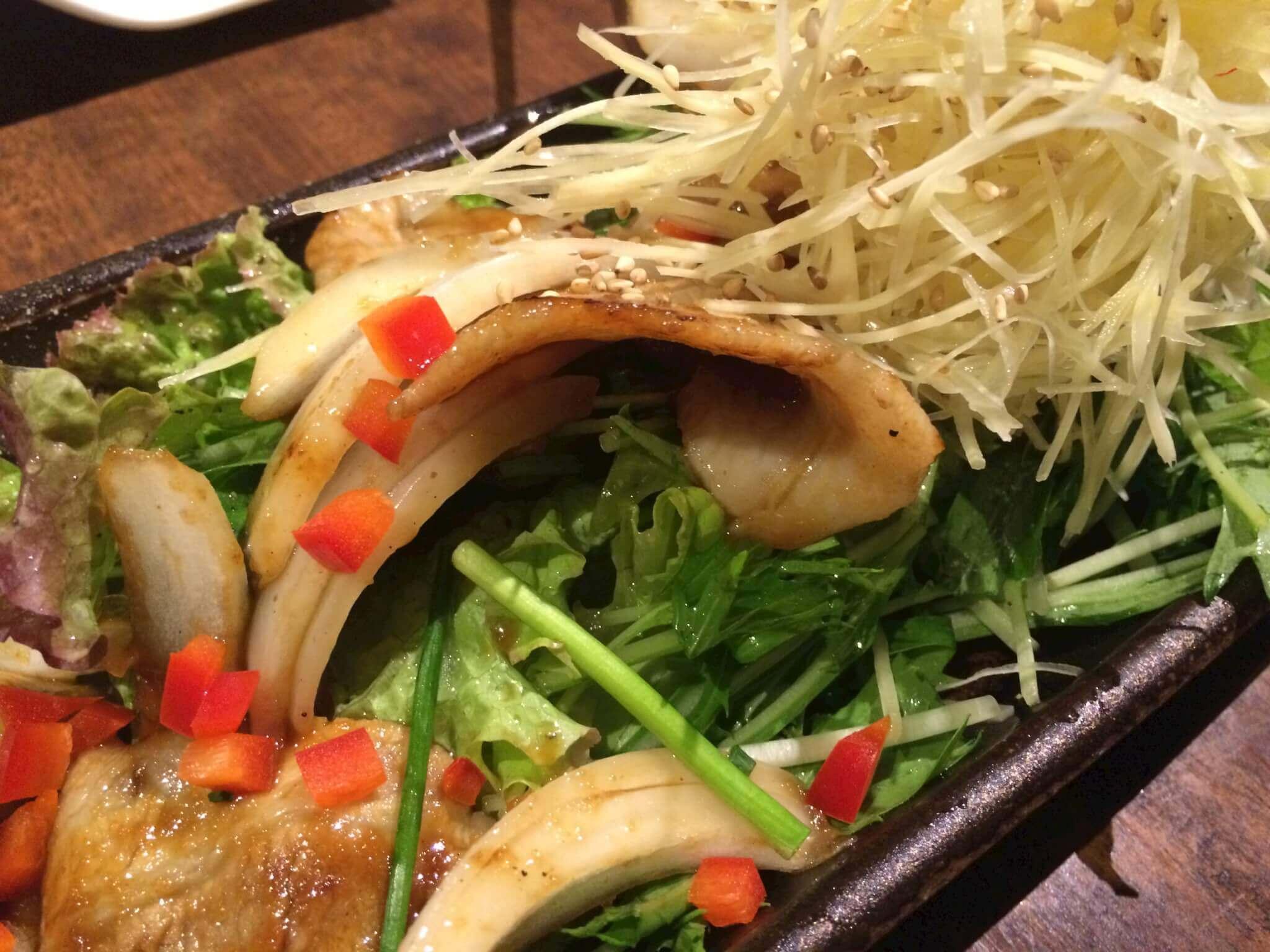 熊本・YOKOBACHIさんの豚肉