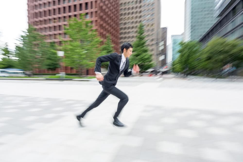 仕事のスピード-「速い」はそれだけで仕事になる-