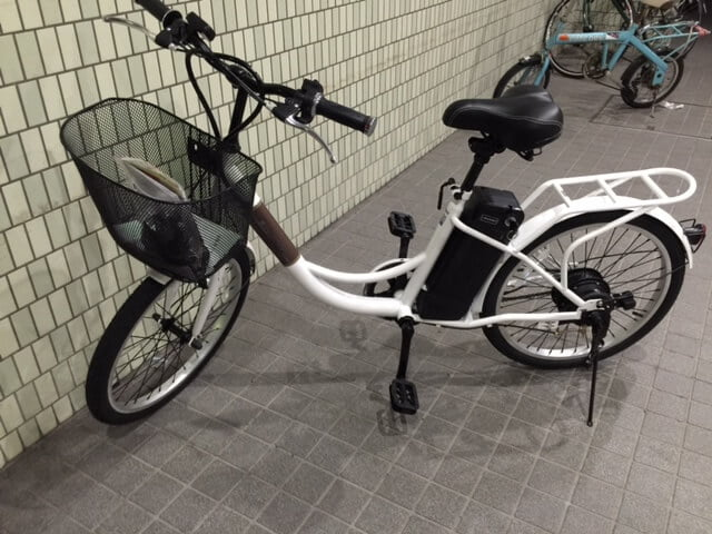 電動自転車