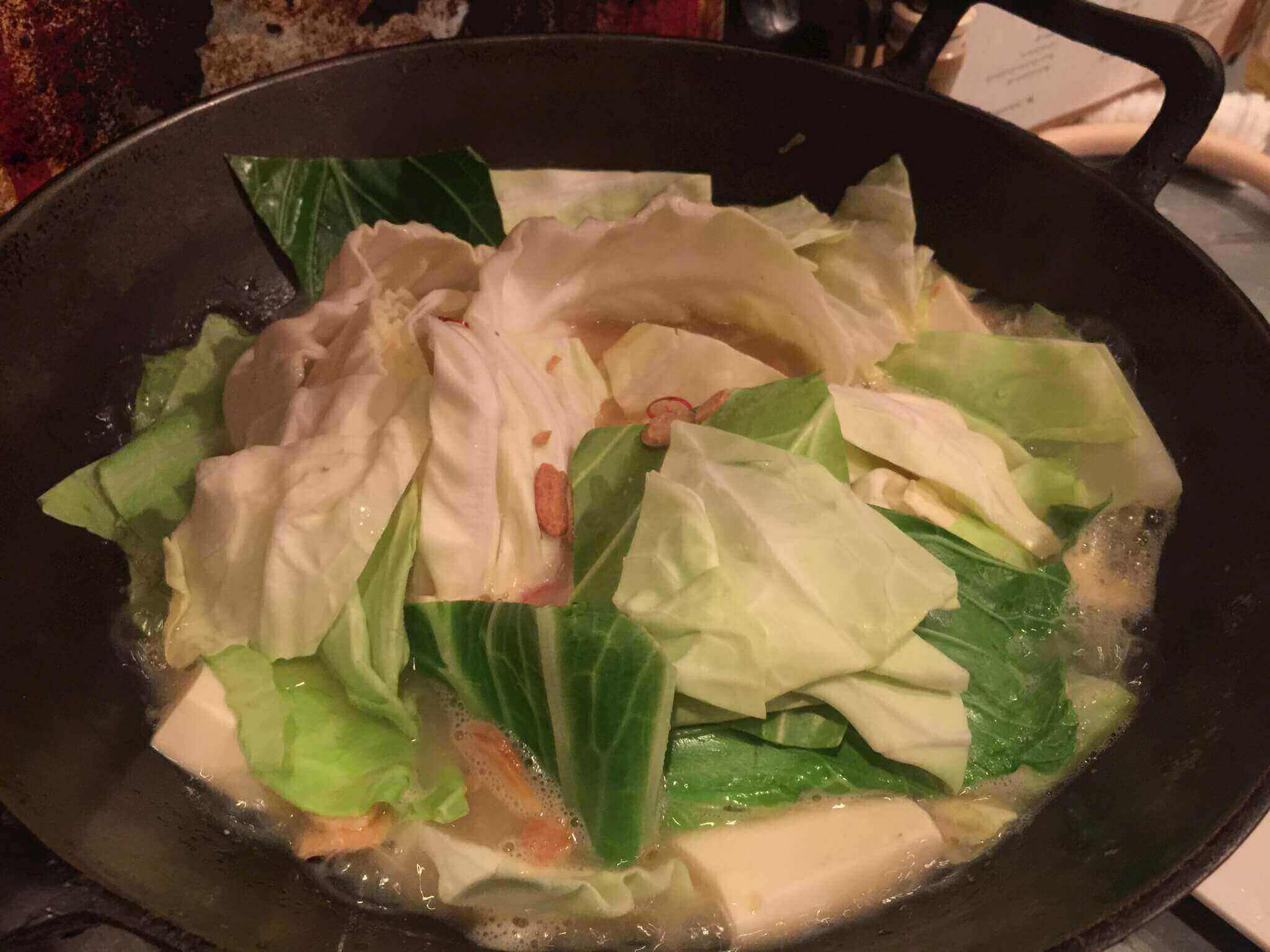 新宿・盛岡五郎のホルモン鍋