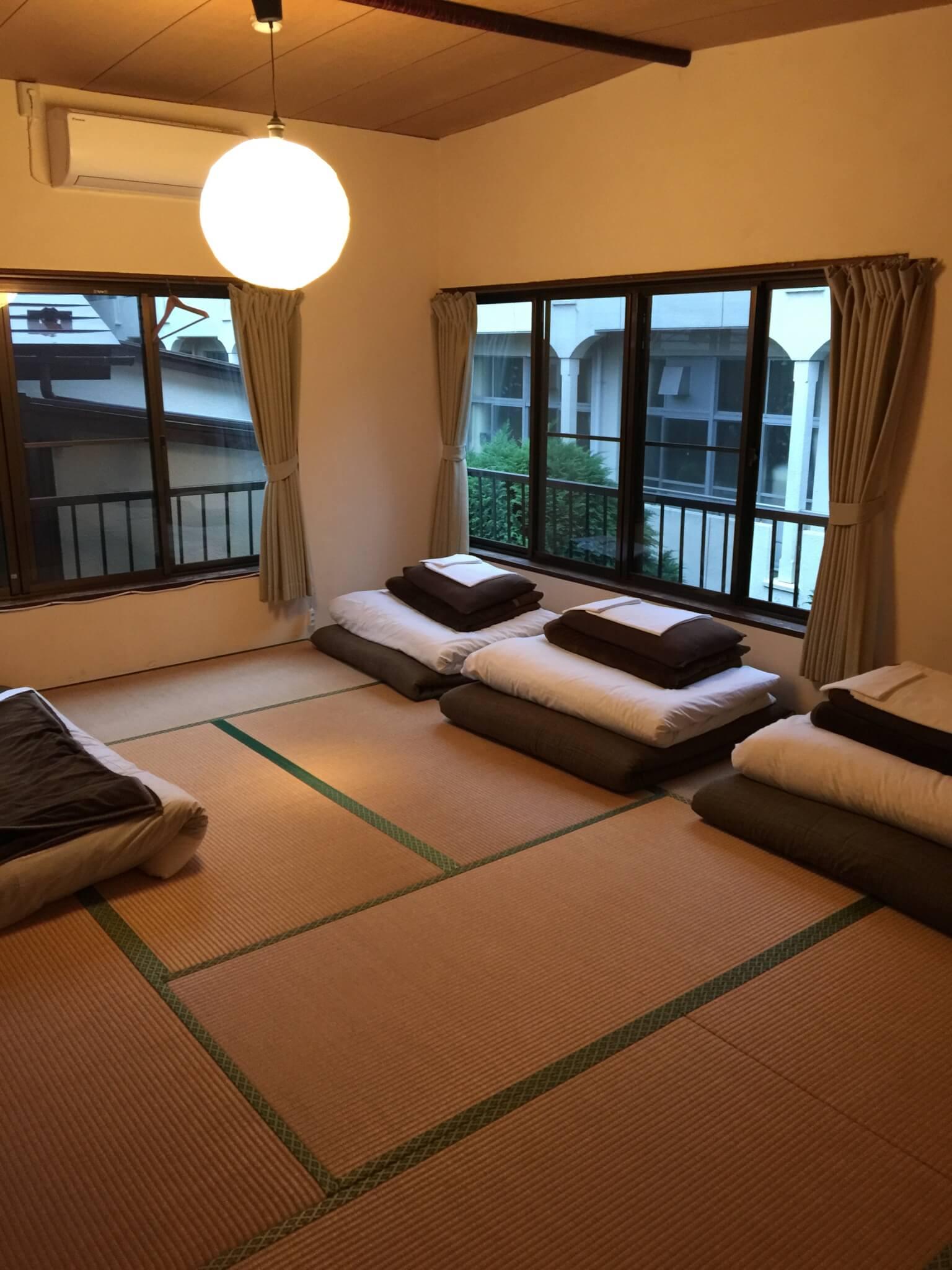 箱根テント(Hakone TENT)さんのドミトリー