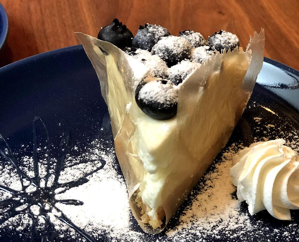 三軒茶屋のチーズケーキ専門店cafe The SUN LIVES HEREのチーズケーキ