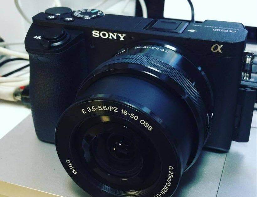 Sonya6500を購入