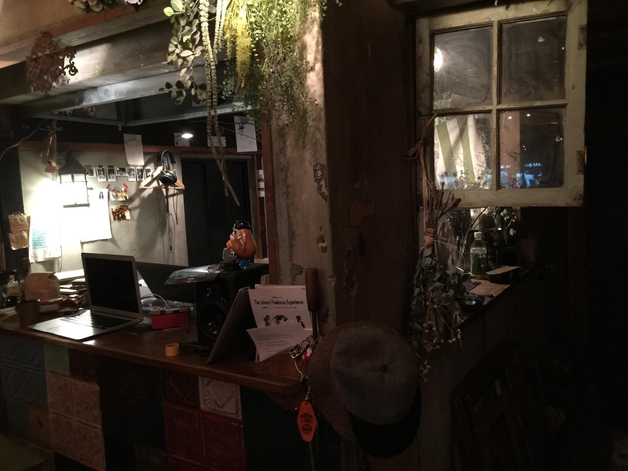 京都のゲストハウス「パンとサーカス」