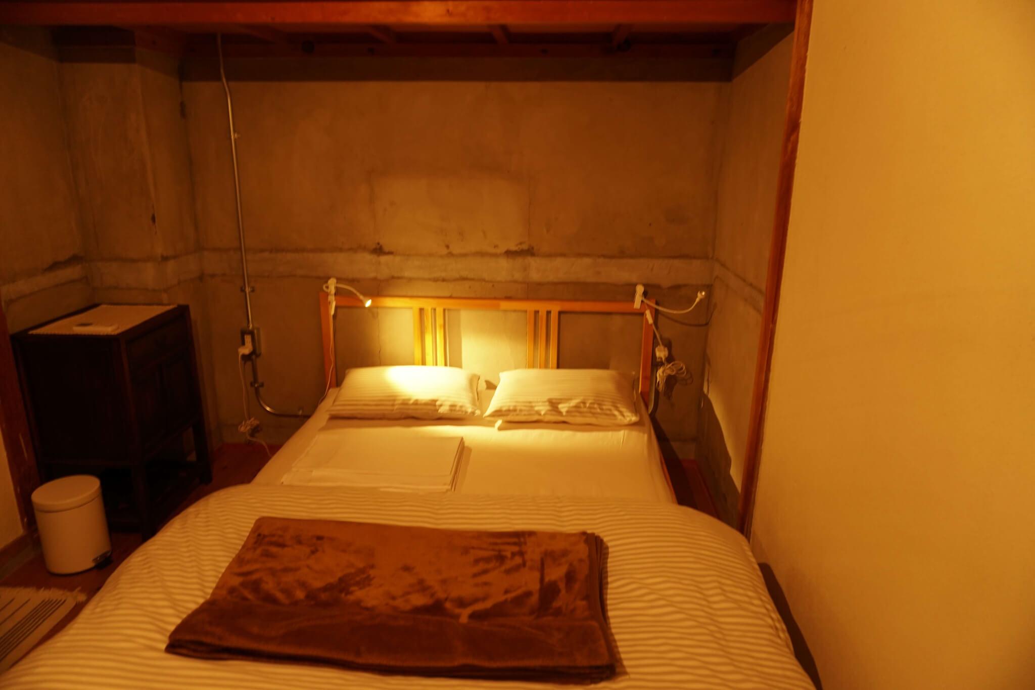 和歌山ゲストハウスRicoの部屋の中