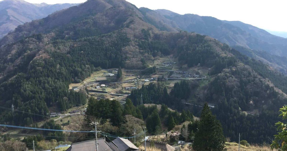 徳島・桃源郷祖谷の山里。山奥の秘境にあるモダンな古民家風の宿