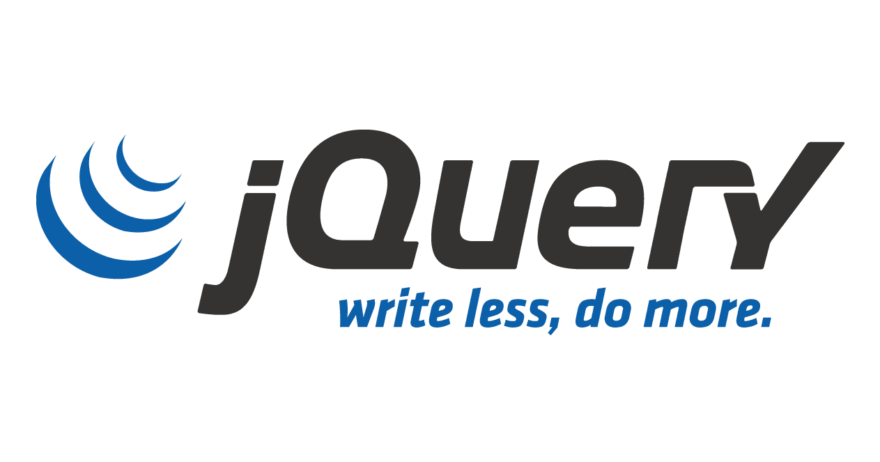 jqueryのロゴ