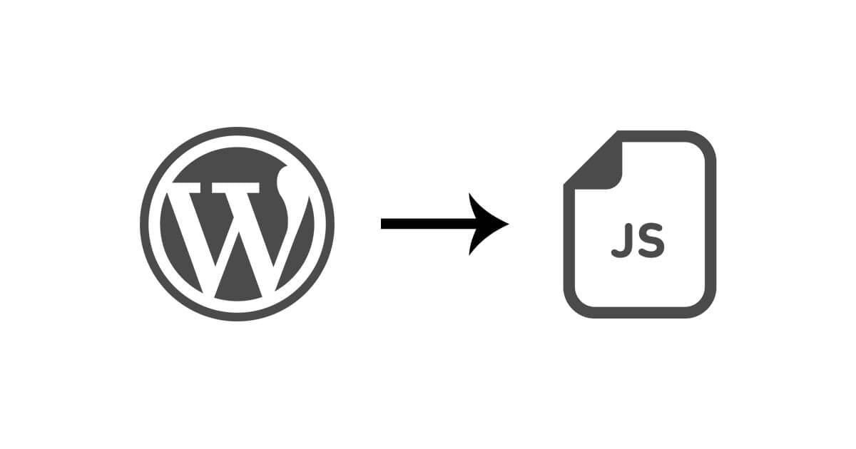 WordPressで外部のJavaScriptファイル上でテーマフォルダ内の画像を読み込む方法