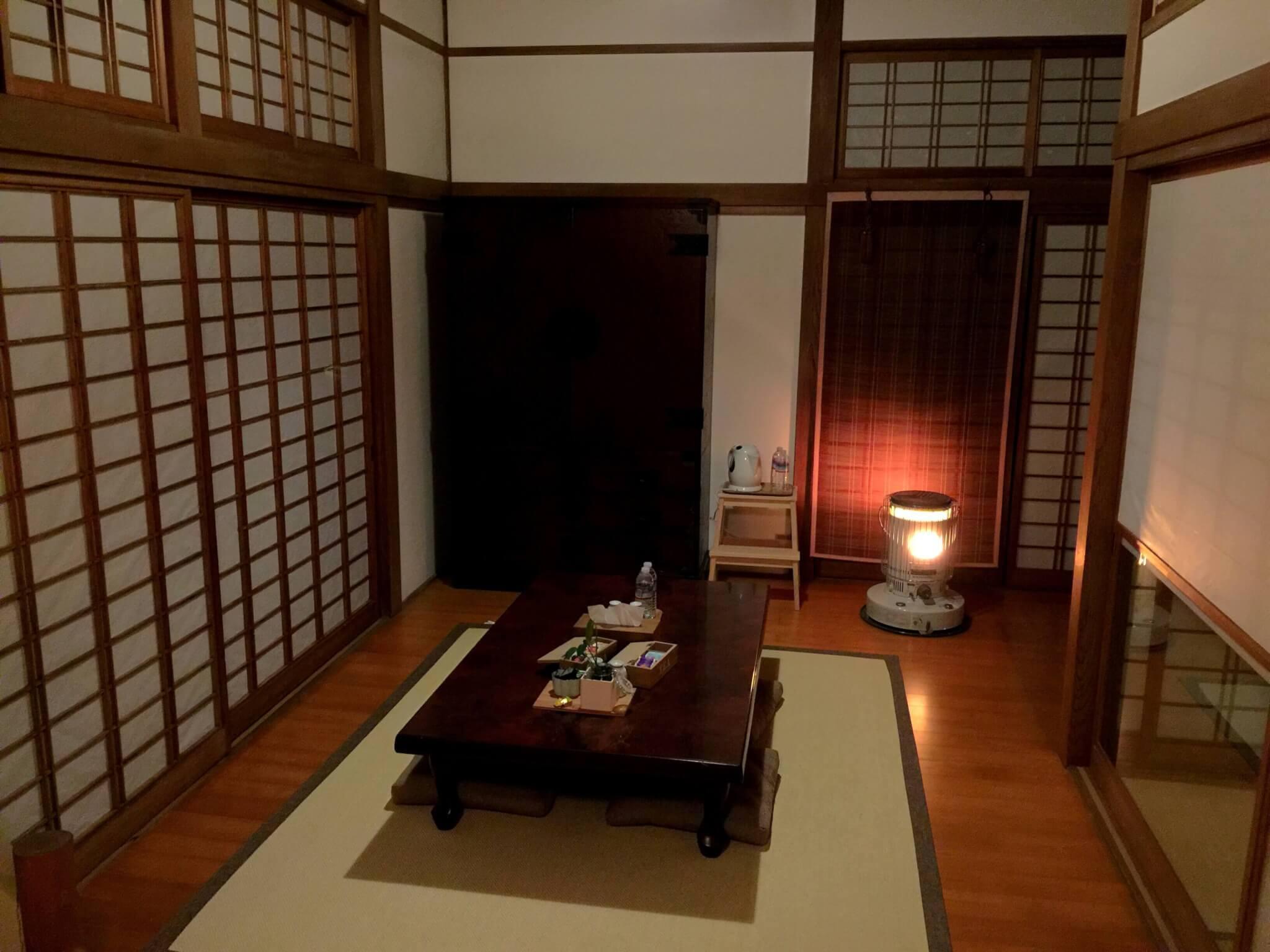 ゲストハウス・keramiek ARITA(ケラミックアリタ)の和室