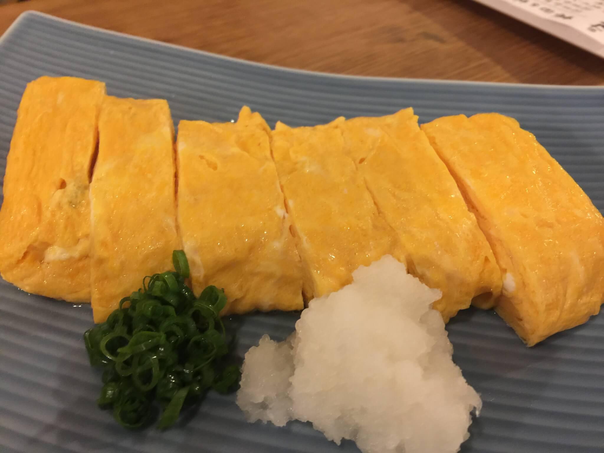 MORI-MESHI(森メシ)の卵焼き