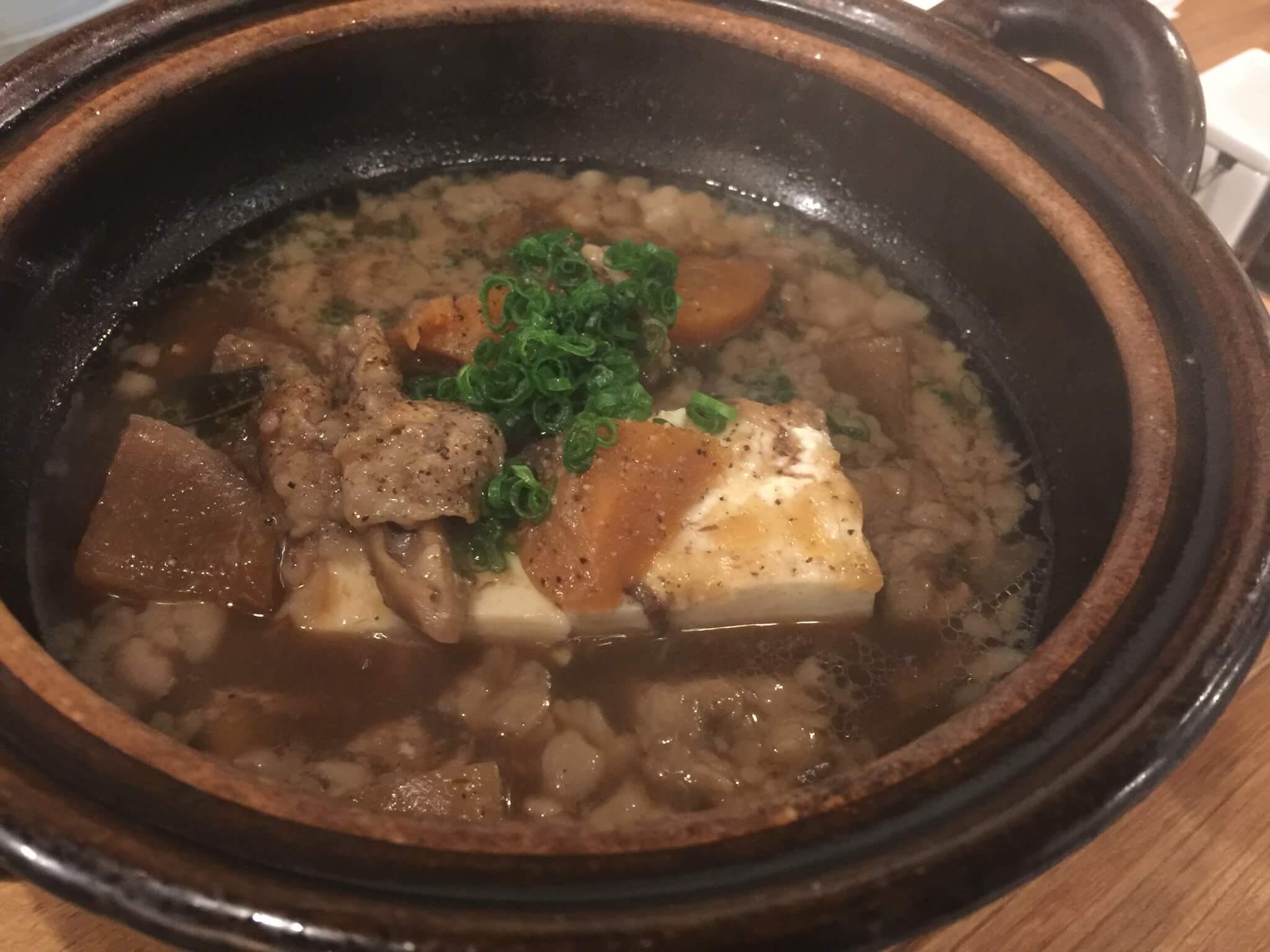 MORI-MESHI(森メシ)のご飯