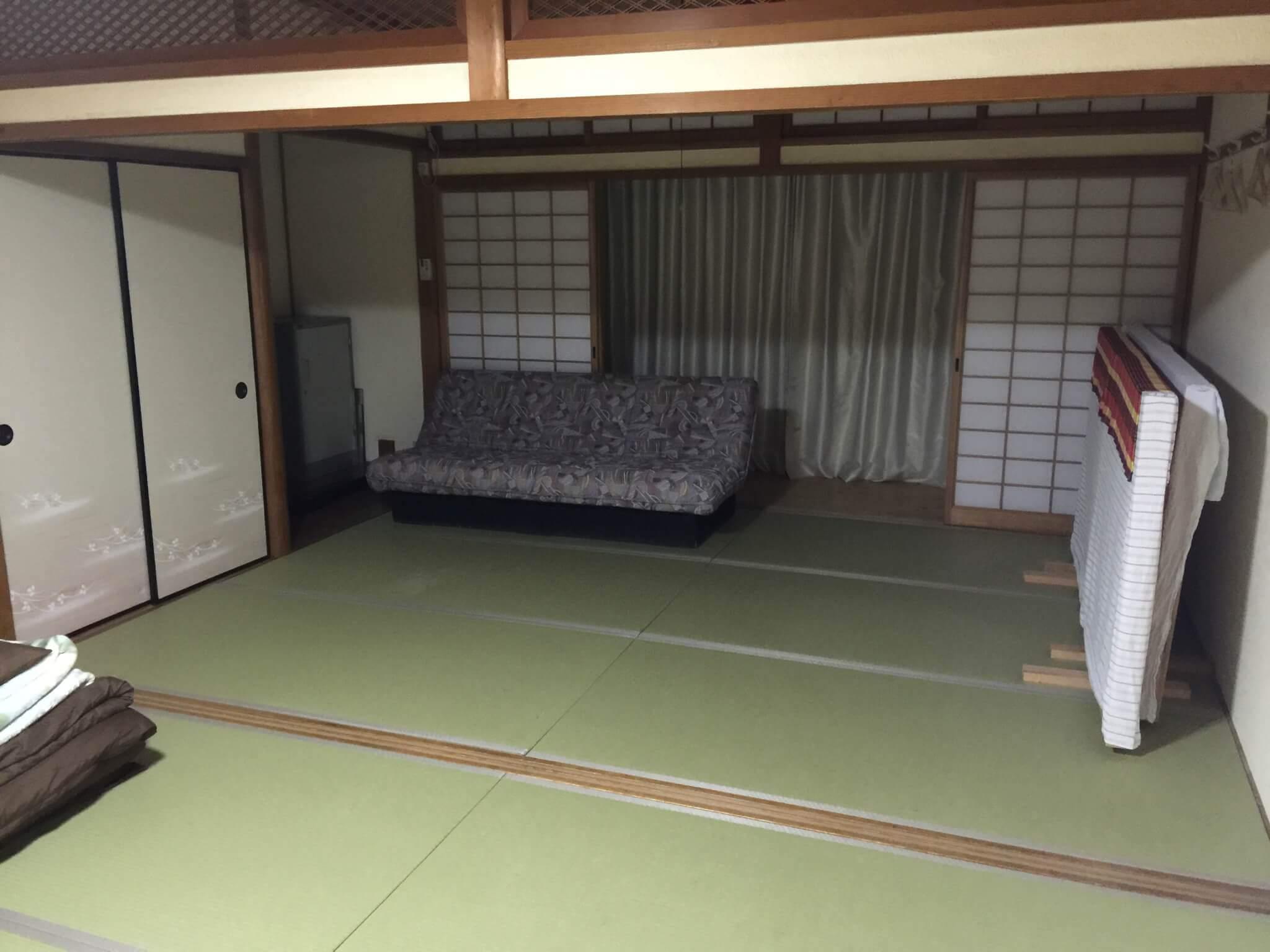 ゲストハウス元湯(もとゆ)の部屋