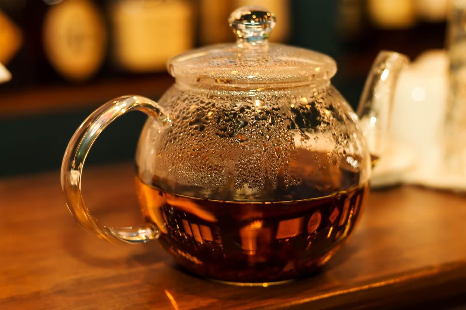 冬本番!風邪対策・インフルエンザ予防には紅茶うがいが効果的
